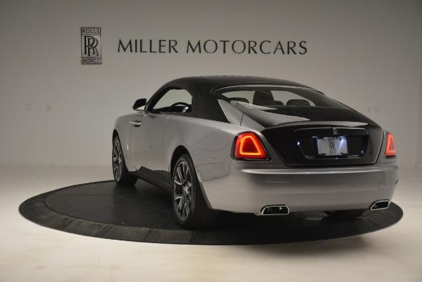 New 2019 Rolls-Royce Wraith for sale Sold at Alfa Romeo of Westport in Westport CT 06880 7