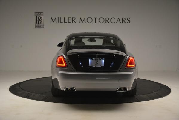 New 2019 Rolls-Royce Wraith for sale Sold at Alfa Romeo of Westport in Westport CT 06880 8