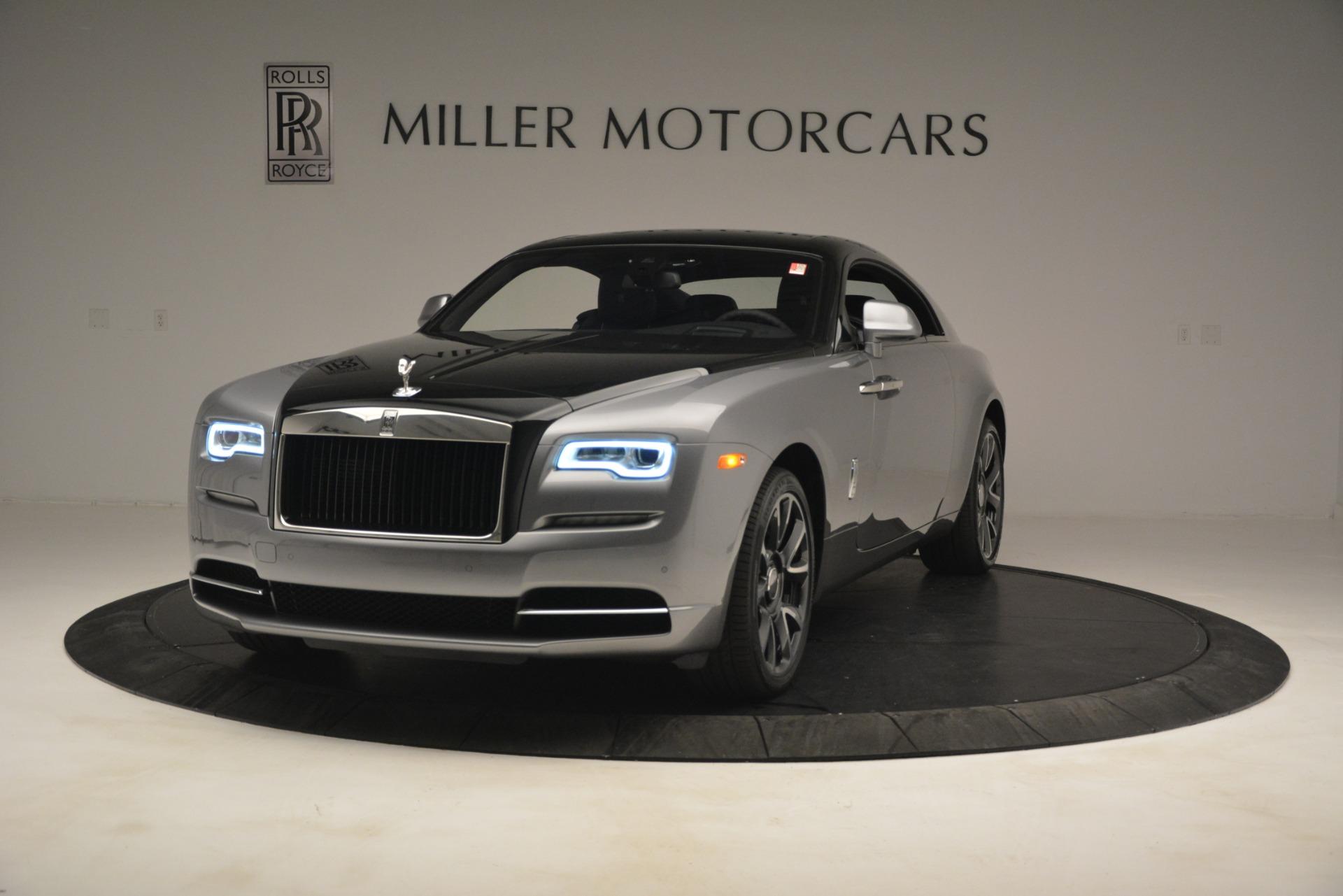 New 2019 Rolls-Royce Wraith for sale Sold at Alfa Romeo of Westport in Westport CT 06880 1