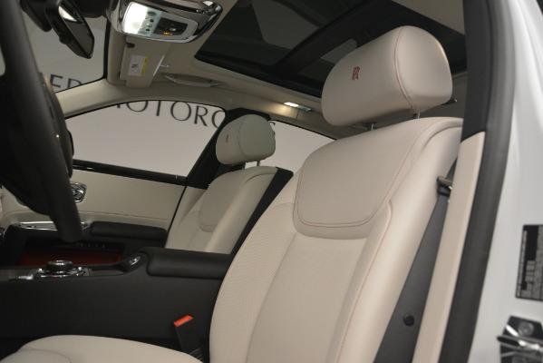 Used 2019 Rolls-Royce Ghost for sale $299,900 at Alfa Romeo of Westport in Westport CT 06880 14