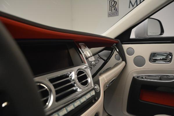 Used 2019 Rolls-Royce Ghost for sale $299,900 at Alfa Romeo of Westport in Westport CT 06880 17