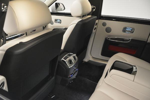 Used 2019 Rolls-Royce Ghost for sale $299,900 at Alfa Romeo of Westport in Westport CT 06880 22