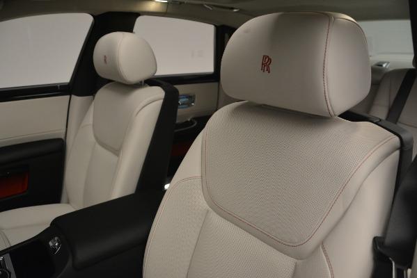 Used 2019 Rolls-Royce Ghost for sale $299,900 at Alfa Romeo of Westport in Westport CT 06880 27