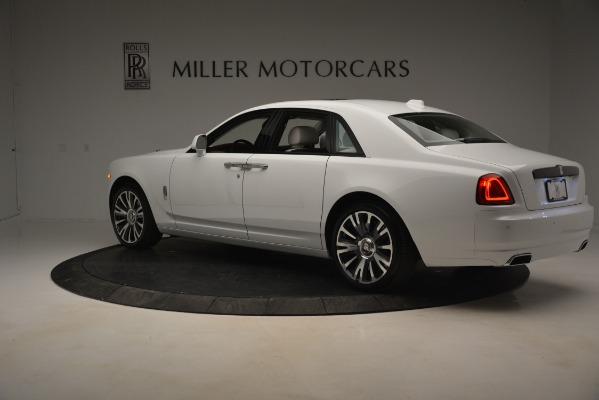 Used 2019 Rolls-Royce Ghost for sale $299,900 at Alfa Romeo of Westport in Westport CT 06880 4