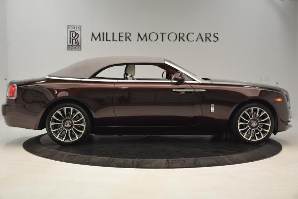 New 2019 Rolls-Royce Dawn for sale Sold at Alfa Romeo of Westport in Westport CT 06880 21