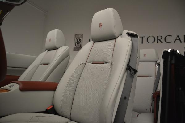 New 2019 Rolls-Royce Dawn for sale Sold at Alfa Romeo of Westport in Westport CT 06880 25