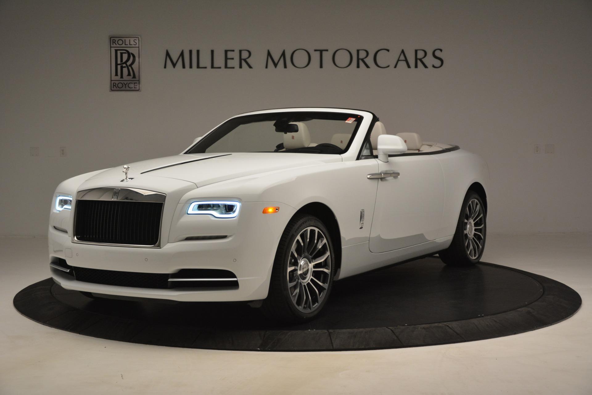 Used 2019 Rolls-Royce Dawn for sale $359,900 at Alfa Romeo of Westport in Westport CT 06880 1