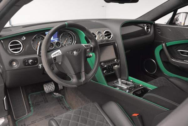 Used 2015 Bentley Continental GT GT3-R for sale Sold at Alfa Romeo of Westport in Westport CT 06880 18