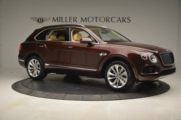 New 2019 Bentley Bentayga V8 for sale Sold at Alfa Romeo of Westport in Westport CT 06880 10