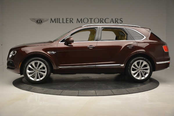 New 2019 Bentley Bentayga V8 for sale Sold at Alfa Romeo of Westport in Westport CT 06880 3