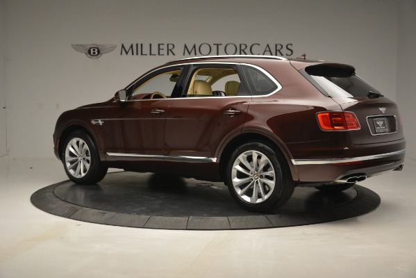 New 2019 Bentley Bentayga V8 for sale Sold at Alfa Romeo of Westport in Westport CT 06880 4