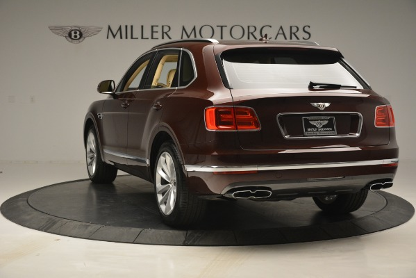 New 2019 Bentley Bentayga V8 for sale Sold at Alfa Romeo of Westport in Westport CT 06880 5