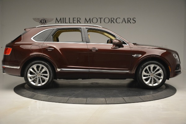 New 2019 Bentley Bentayga V8 for sale Sold at Alfa Romeo of Westport in Westport CT 06880 9