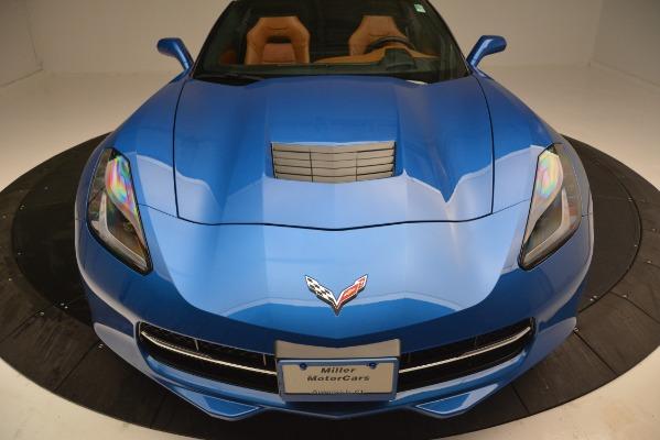 Used 2014 Chevrolet Corvette Stingray Z51 for sale Sold at Alfa Romeo of Westport in Westport CT 06880 15