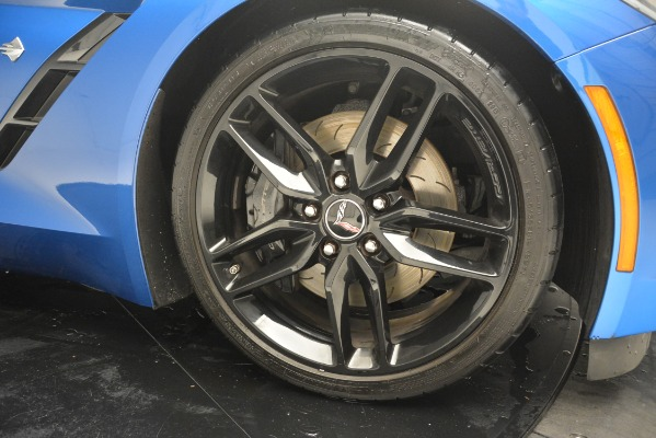Used 2014 Chevrolet Corvette Stingray Z51 for sale Sold at Alfa Romeo of Westport in Westport CT 06880 16