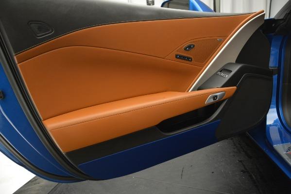 Used 2014 Chevrolet Corvette Stingray Z51 for sale Sold at Alfa Romeo of Westport in Westport CT 06880 17