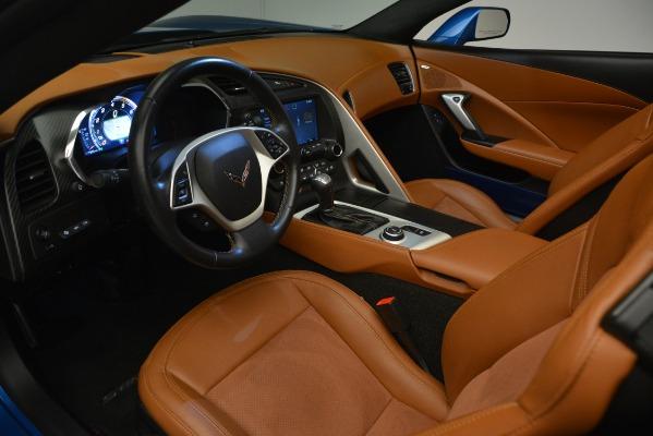 Used 2014 Chevrolet Corvette Stingray Z51 for sale Sold at Alfa Romeo of Westport in Westport CT 06880 18