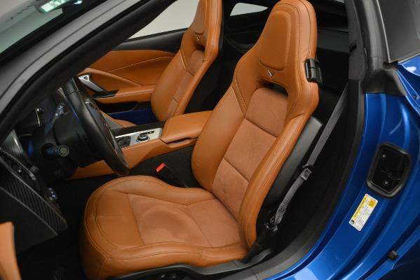 Used 2014 Chevrolet Corvette Stingray Z51 for sale Sold at Alfa Romeo of Westport in Westport CT 06880 20