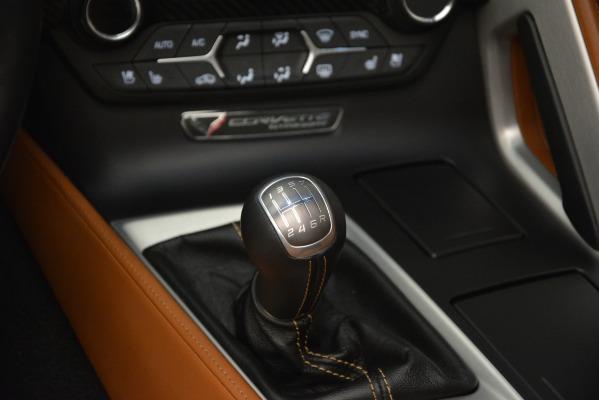 Used 2014 Chevrolet Corvette Stingray Z51 for sale Sold at Alfa Romeo of Westport in Westport CT 06880 22
