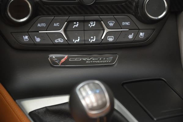 Used 2014 Chevrolet Corvette Stingray Z51 for sale Sold at Alfa Romeo of Westport in Westport CT 06880 23