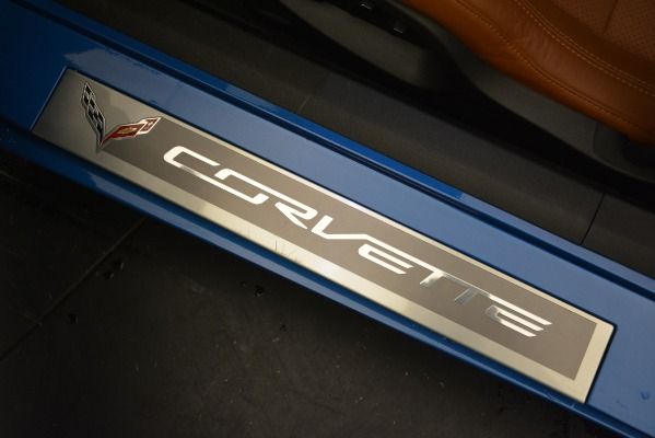 Used 2014 Chevrolet Corvette Stingray Z51 for sale Sold at Alfa Romeo of Westport in Westport CT 06880 24