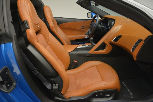 Used 2014 Chevrolet Corvette Stingray Z51 for sale Sold at Alfa Romeo of Westport in Westport CT 06880 26