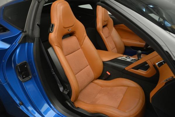 Used 2014 Chevrolet Corvette Stingray Z51 for sale Sold at Alfa Romeo of Westport in Westport CT 06880 27
