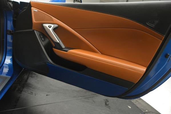 Used 2014 Chevrolet Corvette Stingray Z51 for sale Sold at Alfa Romeo of Westport in Westport CT 06880 28