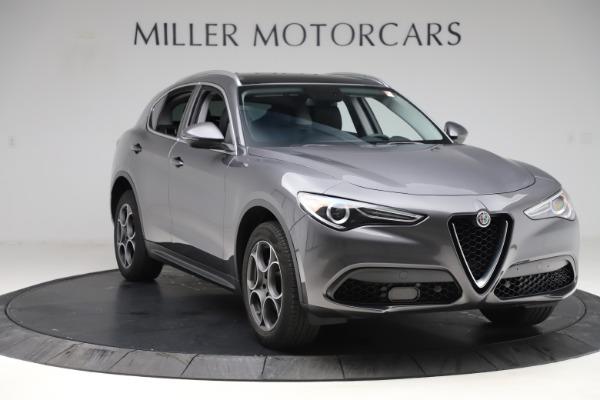 Used 2019 Alfa Romeo Stelvio Q4 for sale Sold at Alfa Romeo of Westport in Westport CT 06880 11