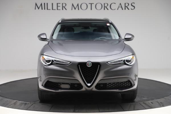 Used 2019 Alfa Romeo Stelvio Q4 for sale Sold at Alfa Romeo of Westport in Westport CT 06880 12