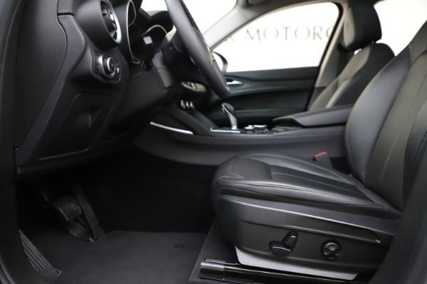 Used 2019 Alfa Romeo Stelvio Q4 for sale Sold at Alfa Romeo of Westport in Westport CT 06880 14