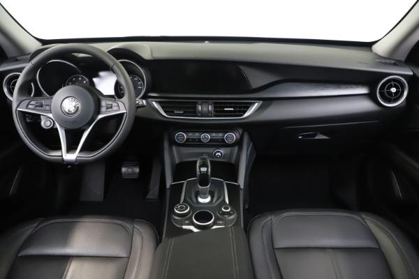 Used 2019 Alfa Romeo Stelvio Q4 for sale Sold at Alfa Romeo of Westport in Westport CT 06880 16