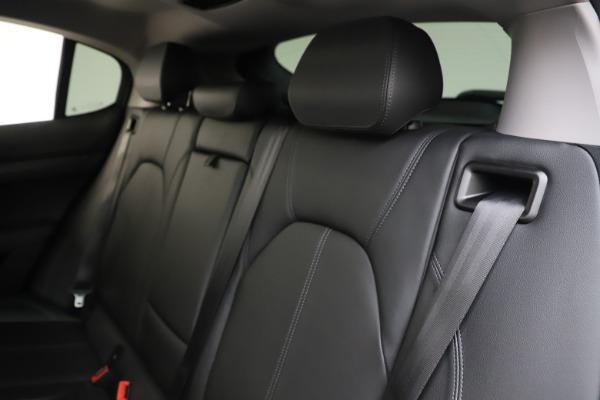Used 2019 Alfa Romeo Stelvio Q4 for sale Sold at Alfa Romeo of Westport in Westport CT 06880 18