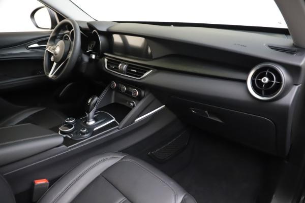 Used 2019 Alfa Romeo Stelvio Q4 for sale Sold at Alfa Romeo of Westport in Westport CT 06880 22