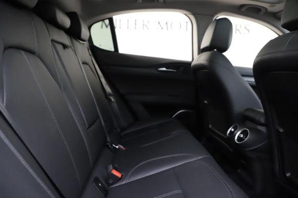 Used 2019 Alfa Romeo Stelvio Q4 for sale Sold at Alfa Romeo of Westport in Westport CT 06880 27