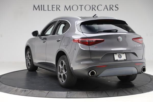 Used 2019 Alfa Romeo Stelvio Q4 for sale Sold at Alfa Romeo of Westport in Westport CT 06880 5