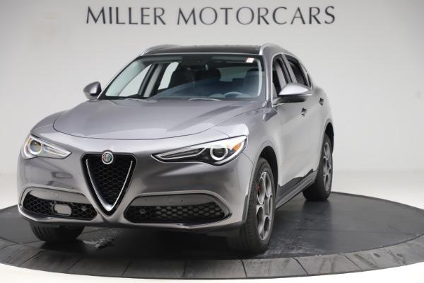 Used 2019 Alfa Romeo Stelvio Q4 for sale Sold at Alfa Romeo of Westport in Westport CT 06880 1