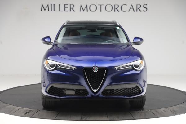 Used 2019 Alfa Romeo Stelvio Q4 for sale $36,900 at Alfa Romeo of Westport in Westport CT 06880 12