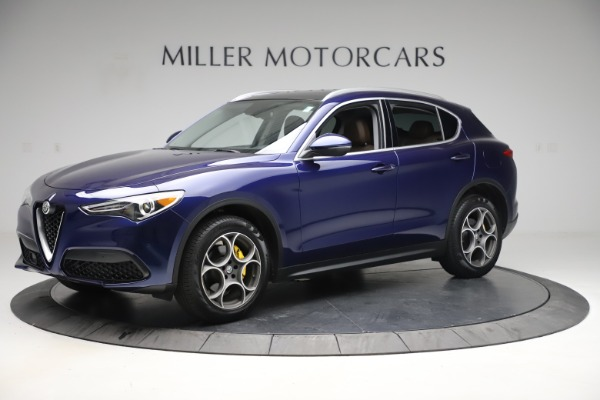 Used 2019 Alfa Romeo Stelvio Q4 for sale Sold at Alfa Romeo of Westport in Westport CT 06880 2