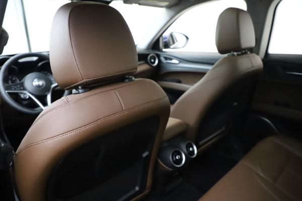 Used 2019 Alfa Romeo Stelvio Q4 for sale $36,900 at Alfa Romeo of Westport in Westport CT 06880 20