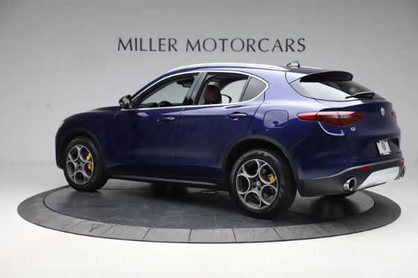 Used 2019 Alfa Romeo Stelvio Q4 for sale Sold at Alfa Romeo of Westport in Westport CT 06880 4