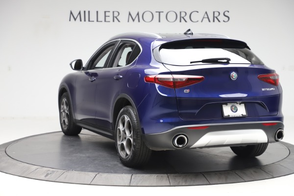 Used 2019 Alfa Romeo Stelvio Q4 for sale Sold at Alfa Romeo of Westport in Westport CT 06880 5