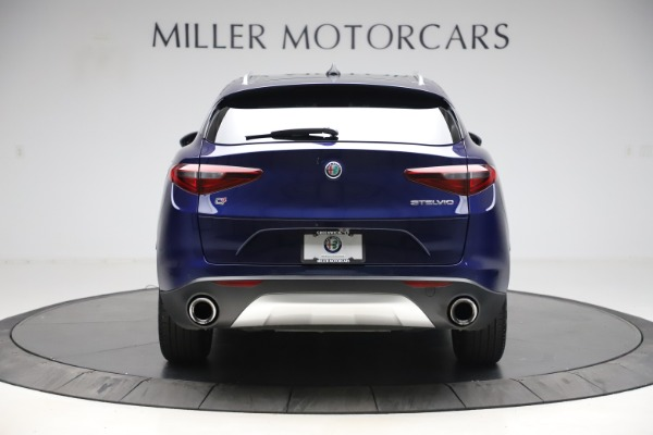 Used 2019 Alfa Romeo Stelvio Q4 for sale Sold at Alfa Romeo of Westport in Westport CT 06880 6