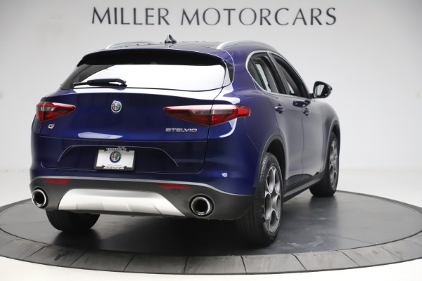 Used 2019 Alfa Romeo Stelvio Q4 for sale Sold at Alfa Romeo of Westport in Westport CT 06880 7