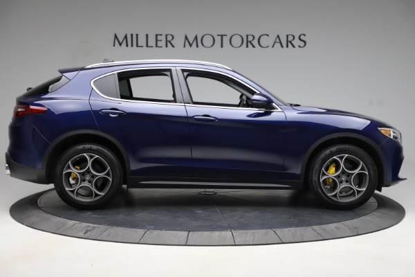 Used 2019 Alfa Romeo Stelvio Q4 for sale Sold at Alfa Romeo of Westport in Westport CT 06880 9