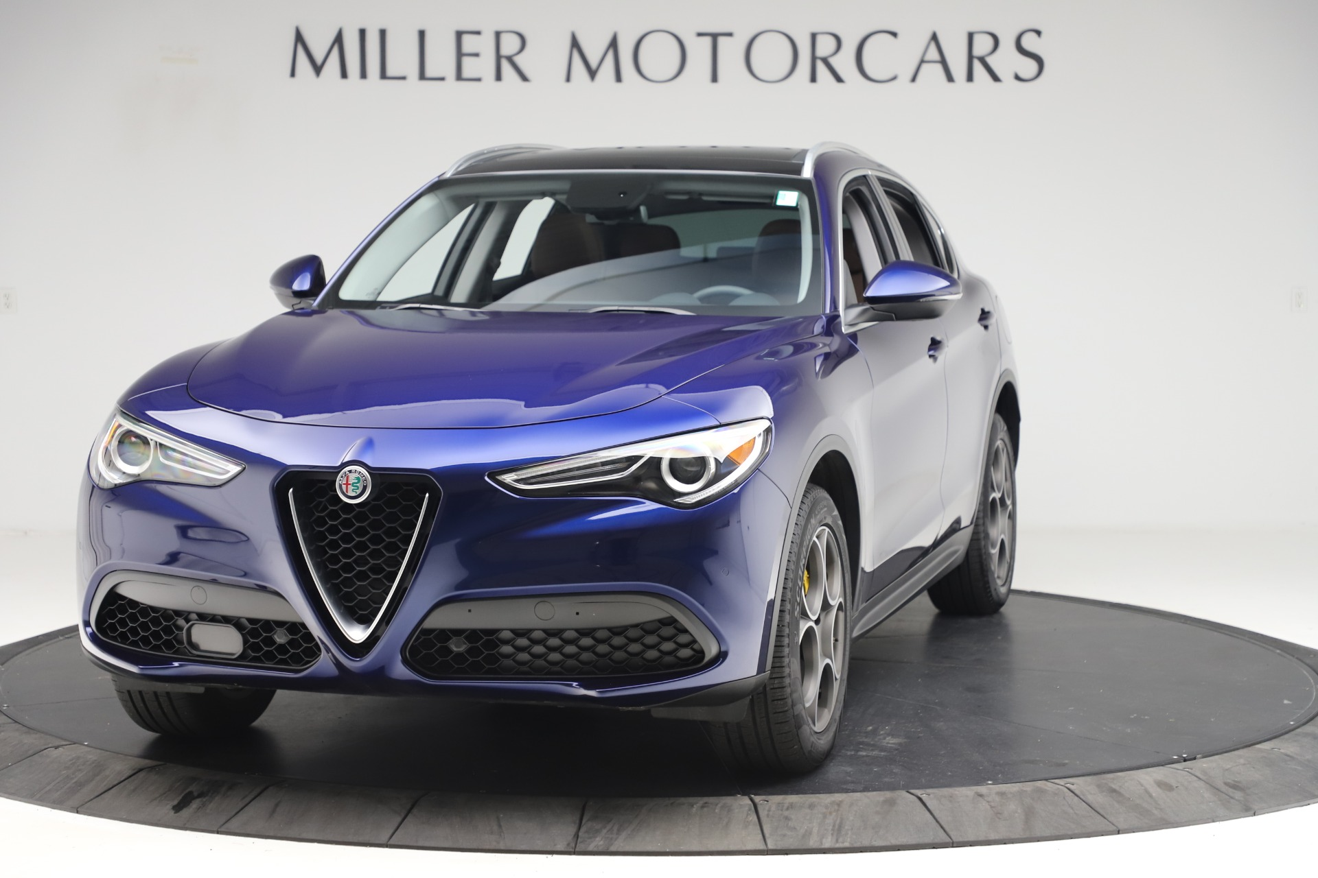 Used 2019 Alfa Romeo Stelvio Q4 for sale Sold at Alfa Romeo of Westport in Westport CT 06880 1