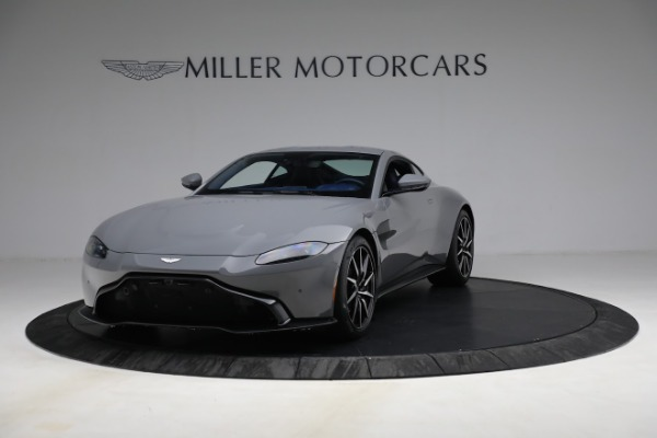 New 2019 Aston Martin Vantage for sale Sold at Alfa Romeo of Westport in Westport CT 06880 12