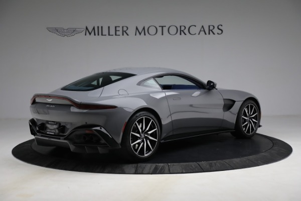 New 2019 Aston Martin Vantage for sale Sold at Alfa Romeo of Westport in Westport CT 06880 7