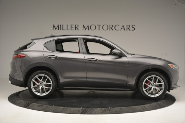 New 2019 Alfa Romeo Stelvio Ti Sport Q4 for sale Sold at Alfa Romeo of Westport in Westport CT 06880 9