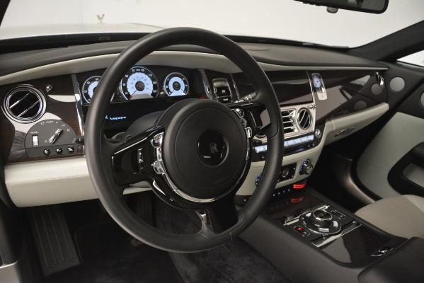 Used 2015 Rolls-Royce Wraith for sale Sold at Alfa Romeo of Westport in Westport CT 06880 13
